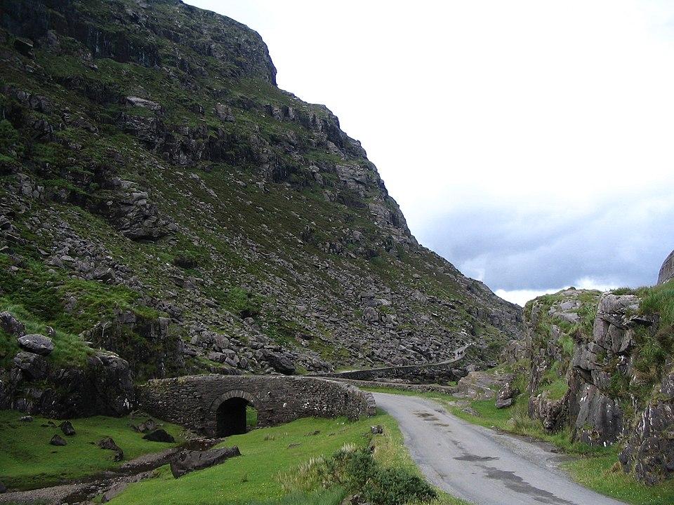 Bridge in Gap of Dunloe road