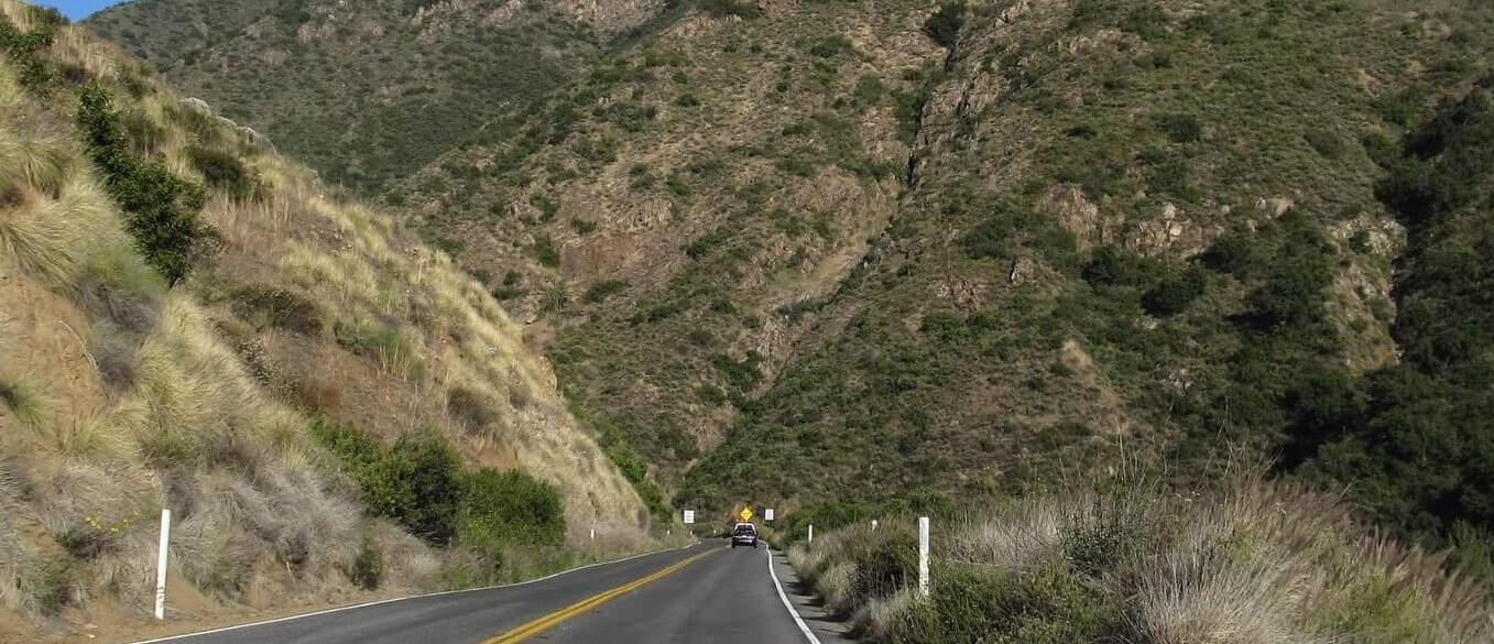 the ortega highway