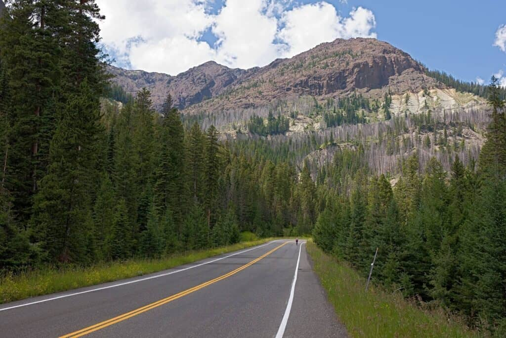 Beartooth Highway scenic road
