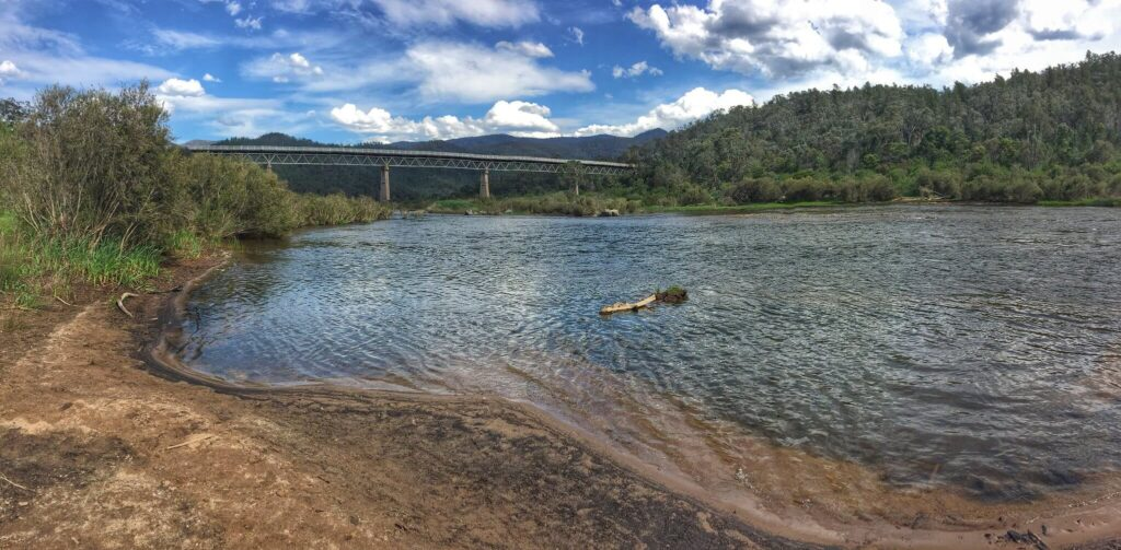 The Mckillops Bridge
