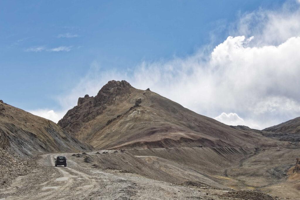 segment of the Pamir highway