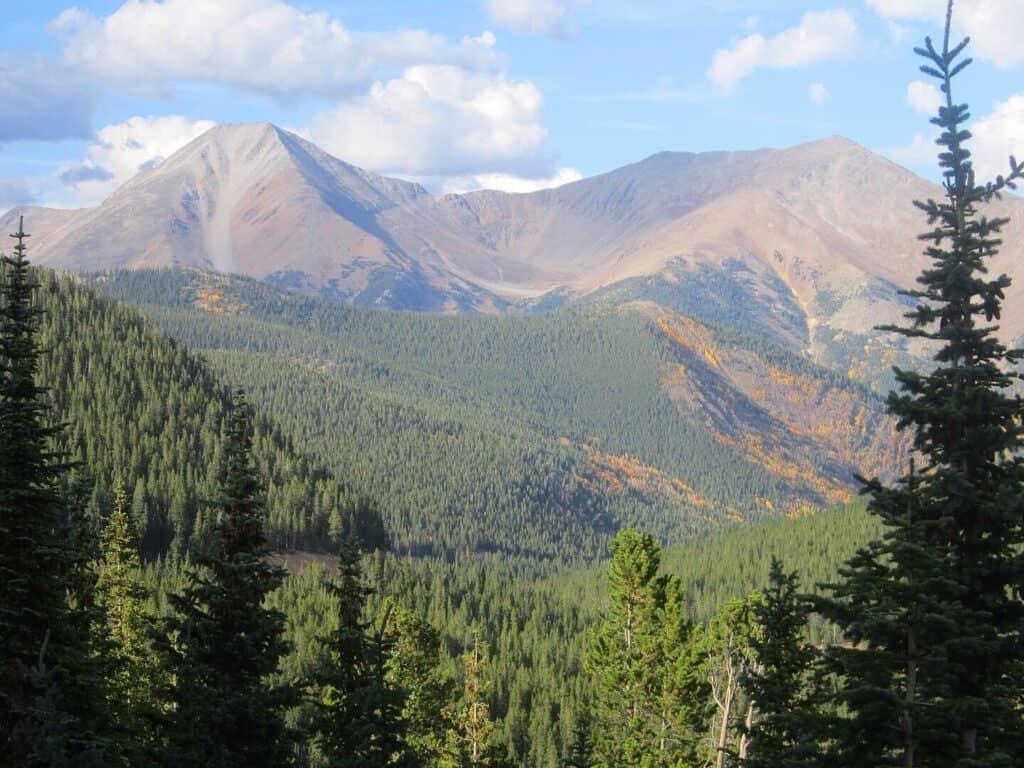 View Monarch Pass