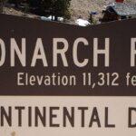 Monatch Pass in Colorado