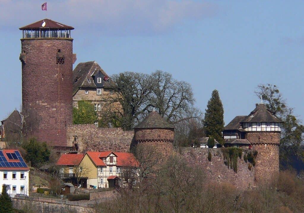 """Trendelburg """"Raiponces Castle"""""""