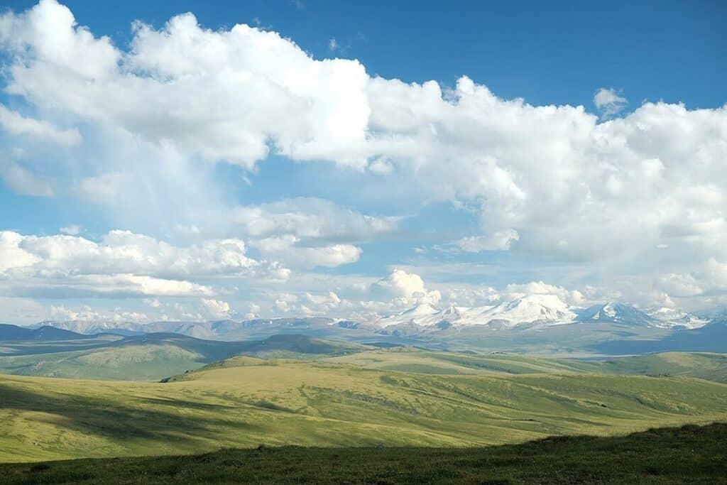 Oukok plateau